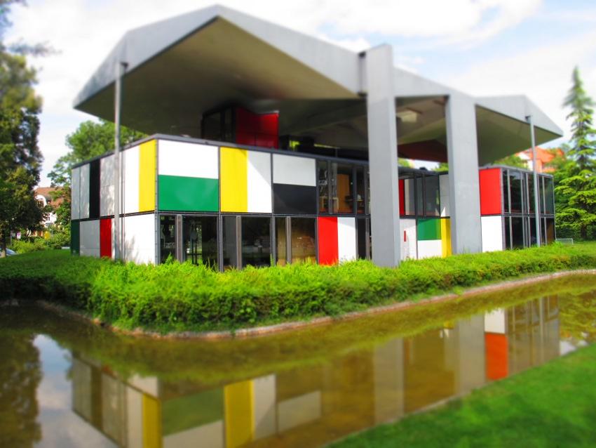 Heidi weber museum centre le corbusier 1967 zurich for Modern house zurich